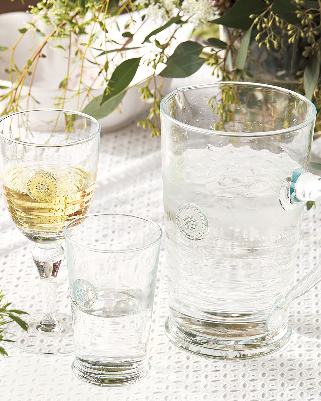 Juliska Berry & Thread Glass Pitcher 4