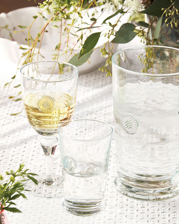 Juliska Berry & Thread Stemmed Wine Glass 1