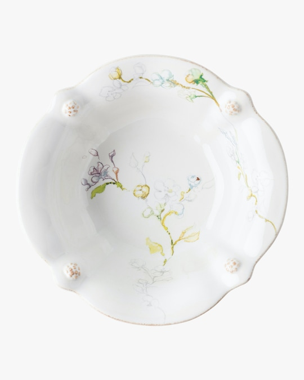 Juliska Berry & Thread Floral Sketch Jasmine Bowl 1