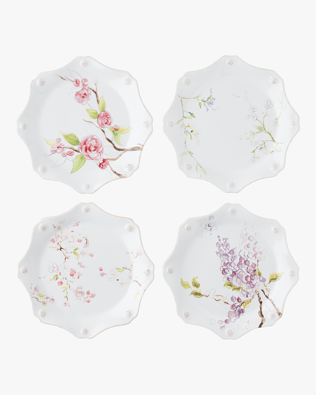 Juliska Berry & Thread Floral Sketch Dinner Set 0