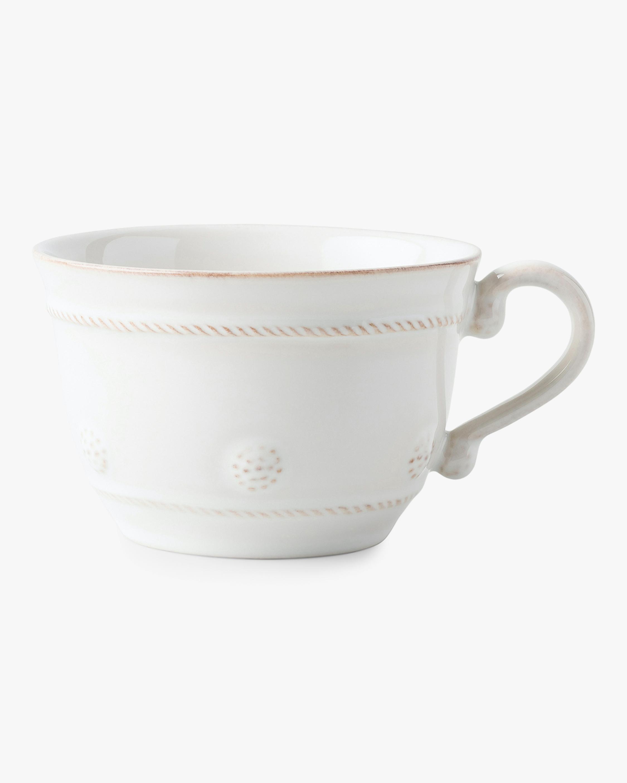 Juliska Berry & Thread Whitewash Tea Cup 1