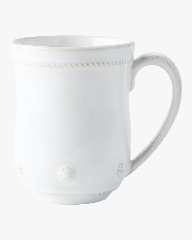 Juliska Berry & Thread Whitewash Mug 1