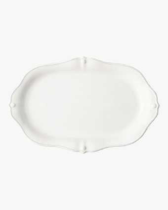 Juliska Berry & Thread Whitewash Platter 1