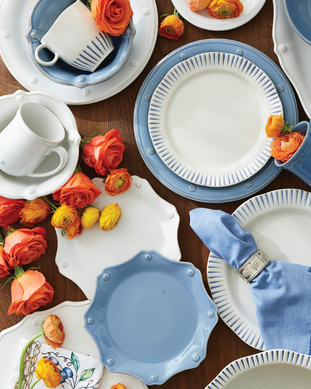 Juliska Berry & Thread Whitewash Platter 3