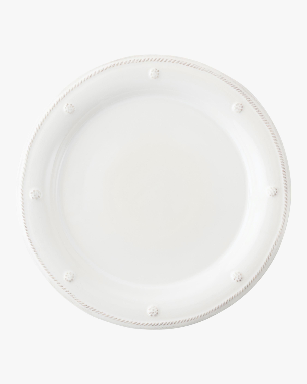 Berry & Thread Whitewash Dinner Plate