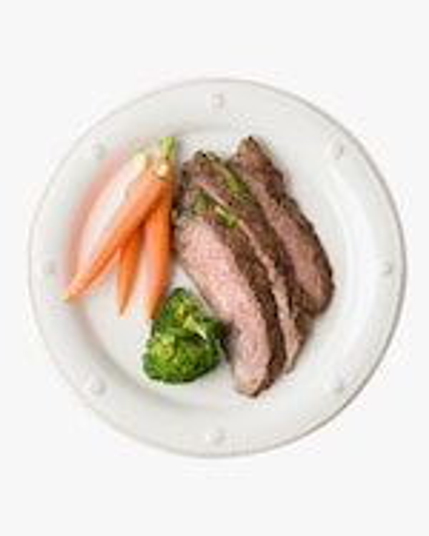 Juliska Berry & Thread Whitewash Dinner Plate 2