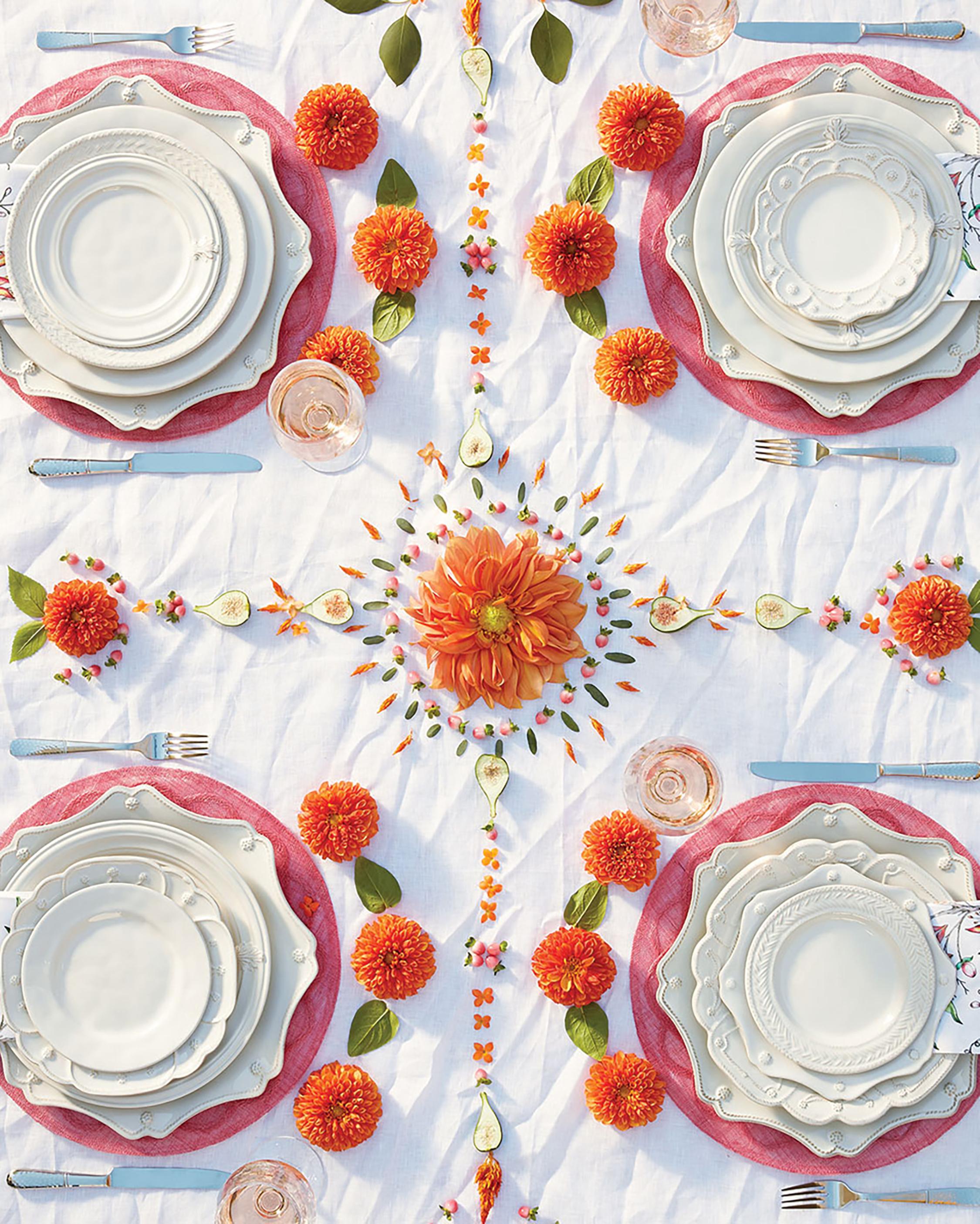 Juliska Berry & Thread Whitewash Scallop Dessert Plate 1