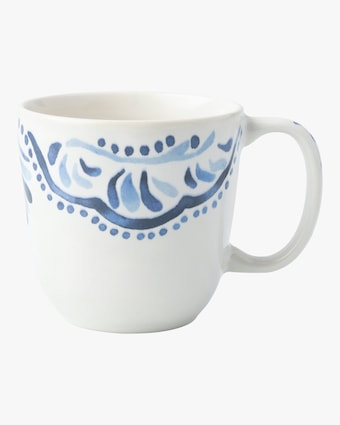 Juliska Iberian Journey Indigo Coffee Cup 1