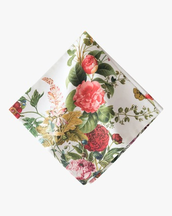 Juliska Field of Flowers White Napkin 1