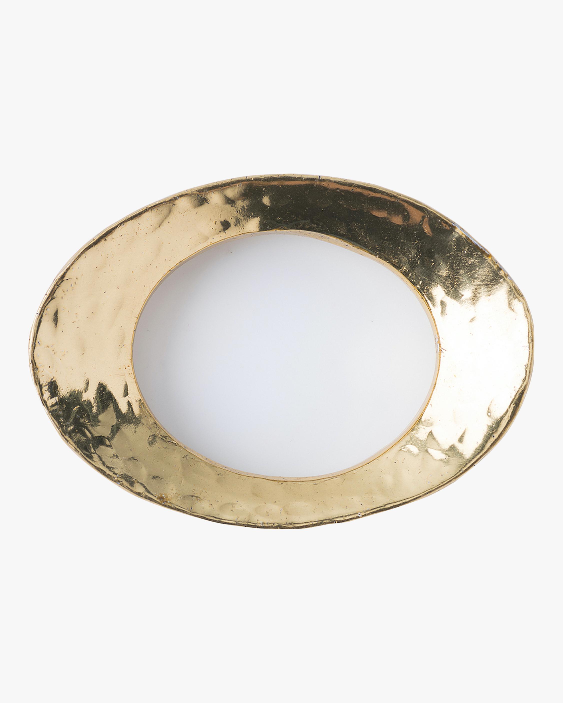 Juliska Puro Gold Napkin Ring 0