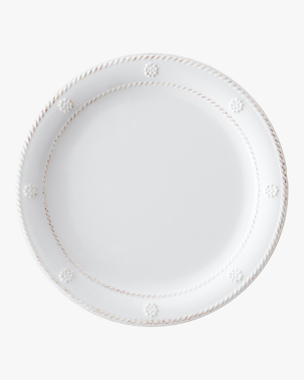 Juliska Berry & Thread Melamine Whitewash Dessert Plate 1