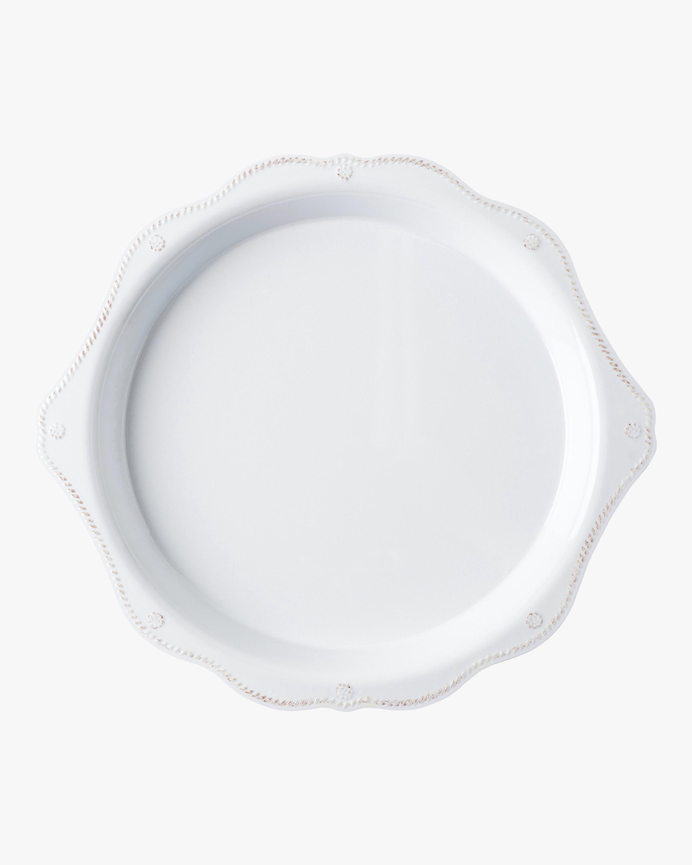 Juliska Berry & Thread Melamine Round Platter 1