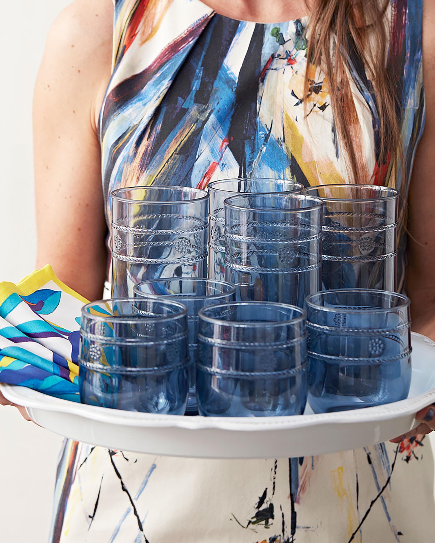 Juliska Berry & Thread Melamine Round Platter 2