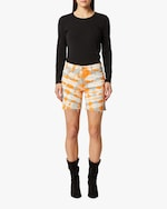 Hudson Hana Mini Biker Shorts 1