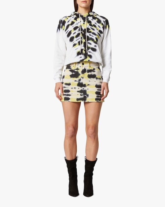 Hudson The Viper Mini Skirt 1