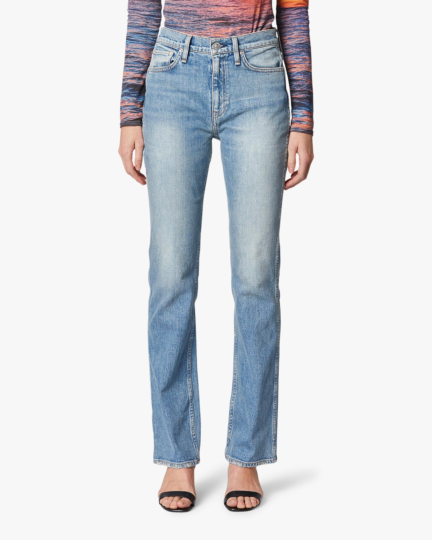 Hudson Abbey High-Rise Bootcut Jeans 1