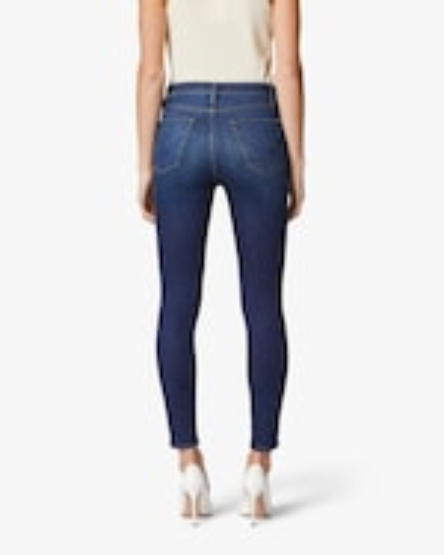 Hudson Barbara High-Waist Super-Skinny Ankle Jeans 3