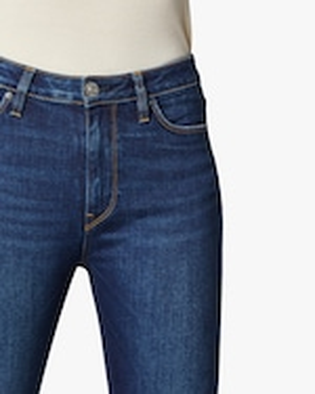 Hudson Barbara High-Waist Super-Skinny Ankle Jeans 5