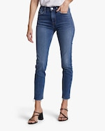 Hudson Barbara High-Waist Super-Skinny Ankle Jeans 1