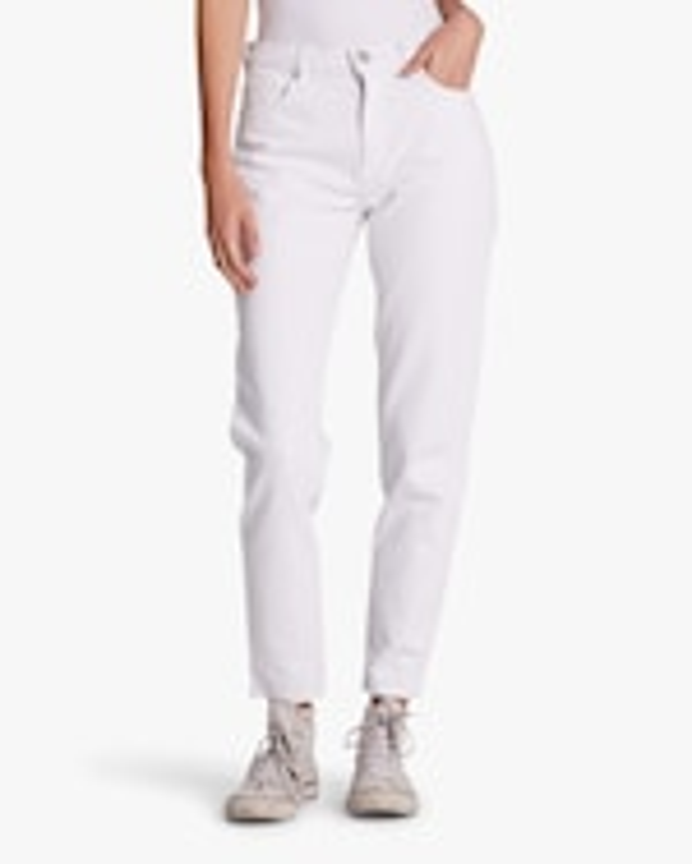 Hudson Betty High-Rise Taper Jeans 2