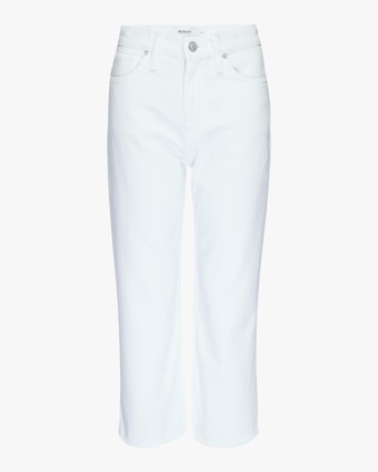 Remi High-Rise Straight Crop Jeans
