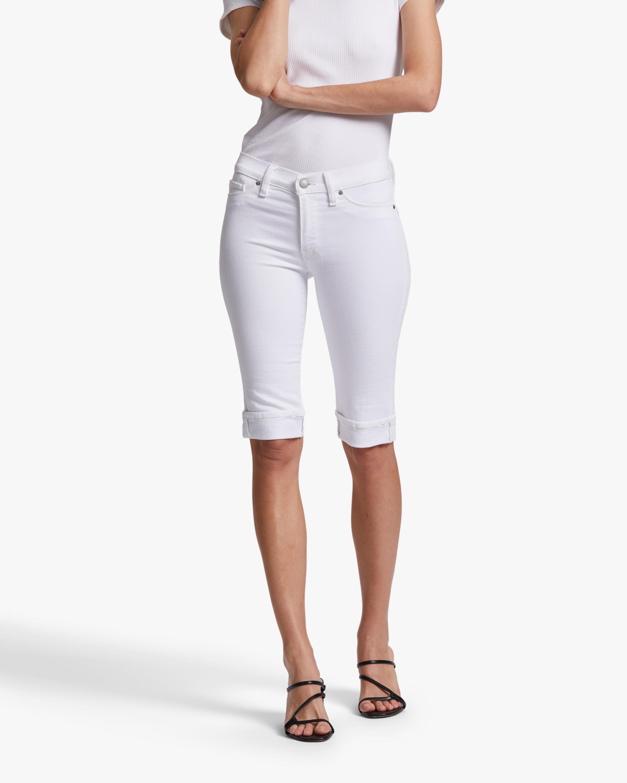 Hudson Amelia Cut-Off Knee Shorts 2
