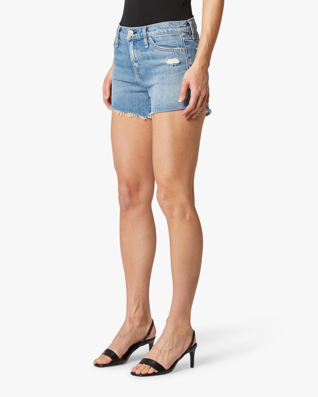 Hudson Gemma Mid-Rise Cut-Off Shorts 2