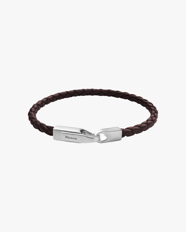 Men's Crew Leather Bracelet