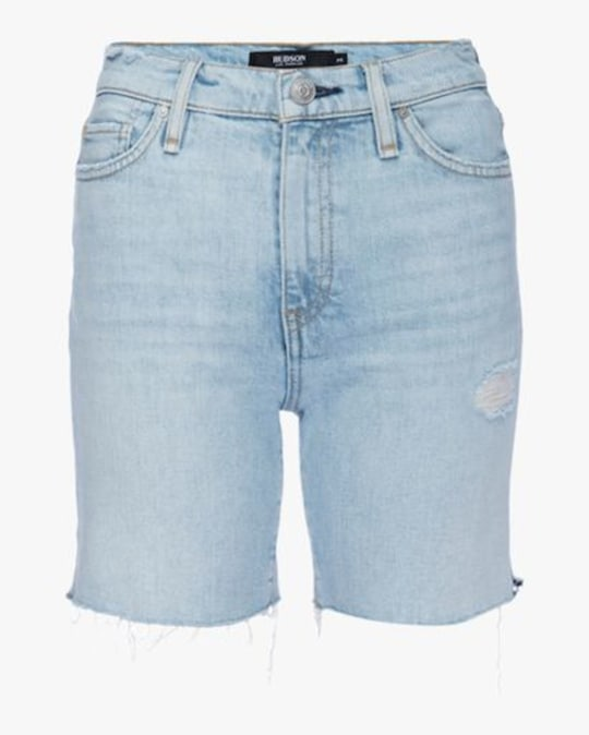 Hudson Hana Mini Biker Shorts 0