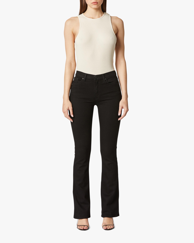 Hudson Barbara High-Rise Bootcut Jeans 2