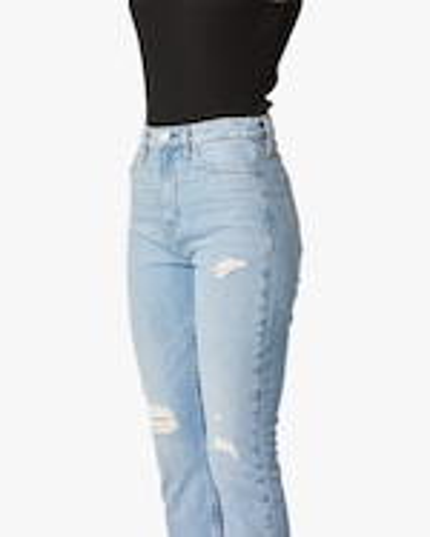 Hudson Holly High-Rise Crop Bootcut Jeans 5