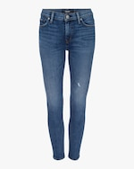Hudson Nico Mid-Rise Super-Skinny Ankle Jeans 0