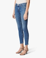 Hudson Nico Mid-Rise Super-Skinny Ankle Jeans 4