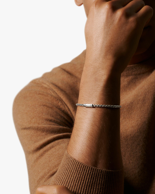 John Hardy Men's Classic Box Chain Bracelet 1