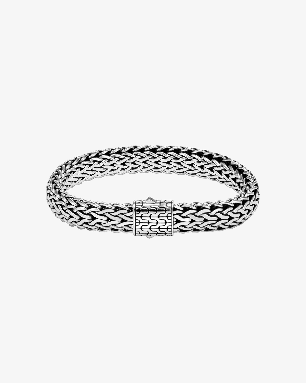 John Hardy Men's Classic Flat Chain Bracelet 2