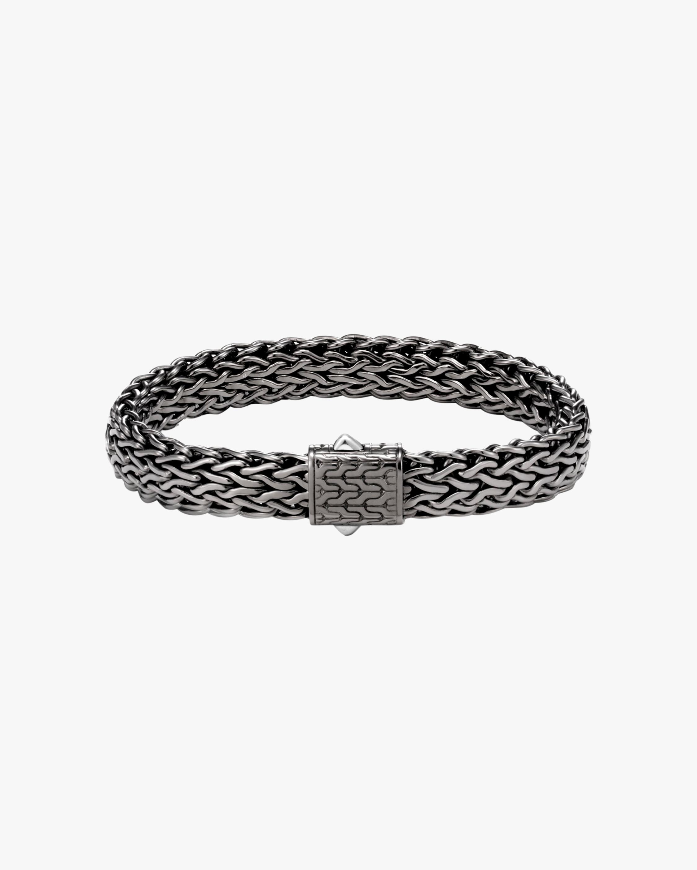 John Hardy Men's Classic Flat Chain Bracelet 1