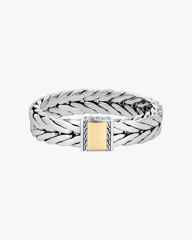John Hardy Men's Modern Chain Two-Tone Bracelet 1