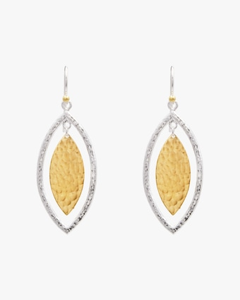 Gurhan Willow Geo Drop Earrings 1