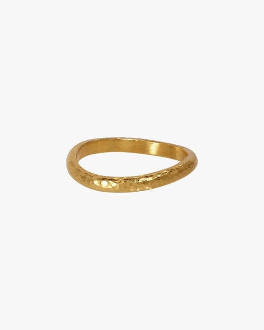 Gurhan Twist Band Ring 0