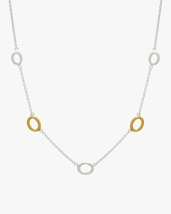 Gurhan Oval Hoopla Necklace 1
