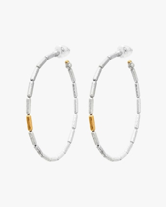 Gurhan Vertigo Hoop Earrings 1