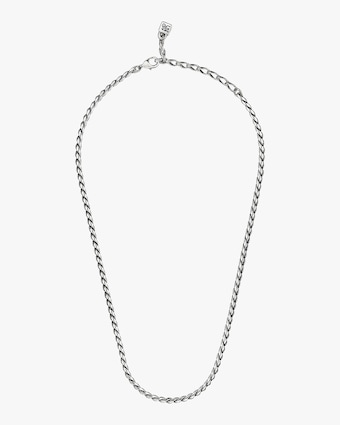 UNOde50 Men's 15 Micro Chain Necklace 1