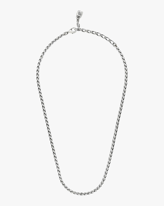 UNOde50 Men's 15 Micro Chain Necklace 0