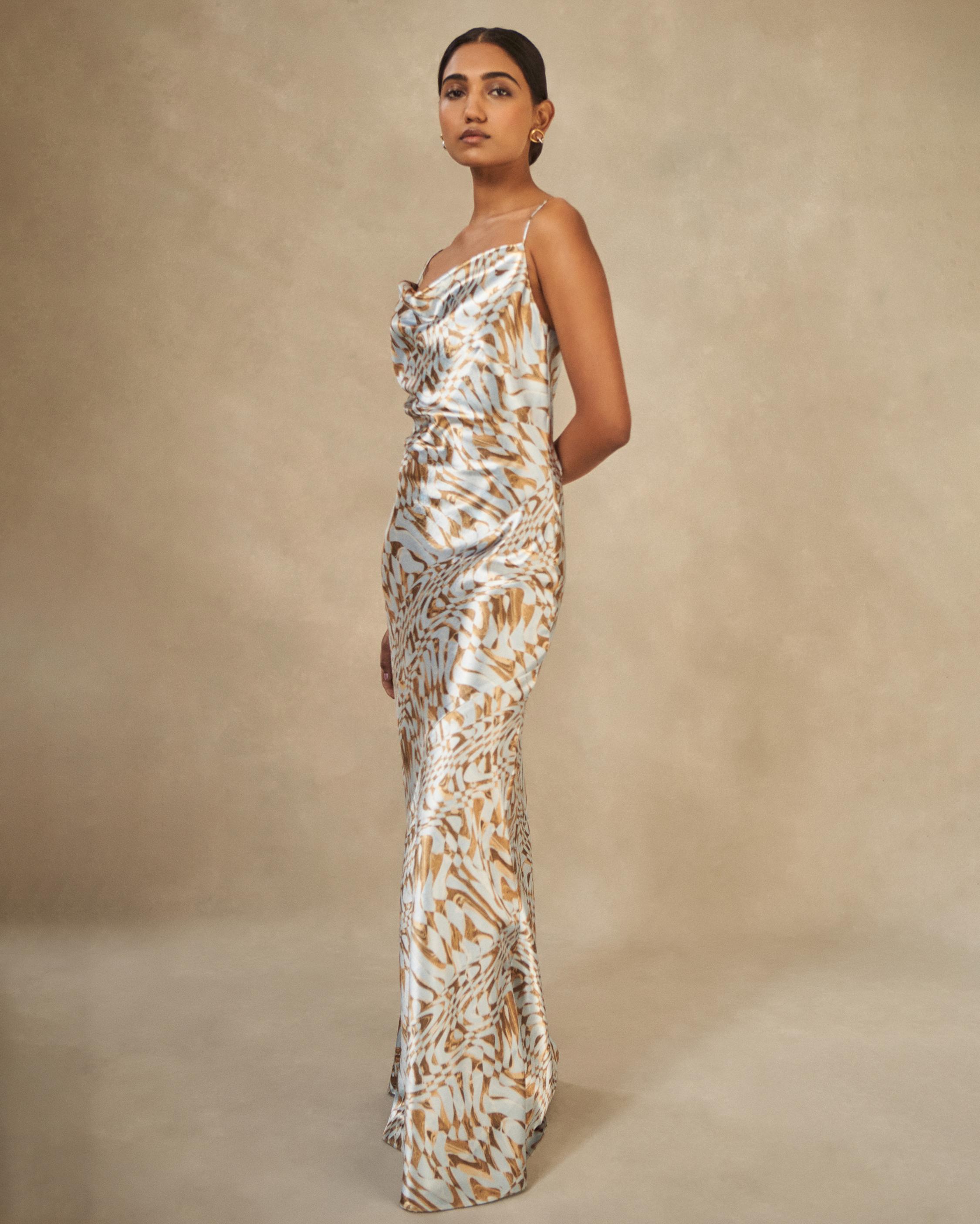 AIIFOS Maya Slip Gown 1