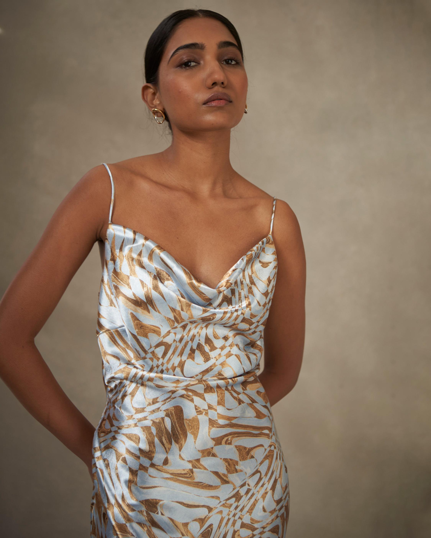 AIIFOS Maya Slip Gown 2