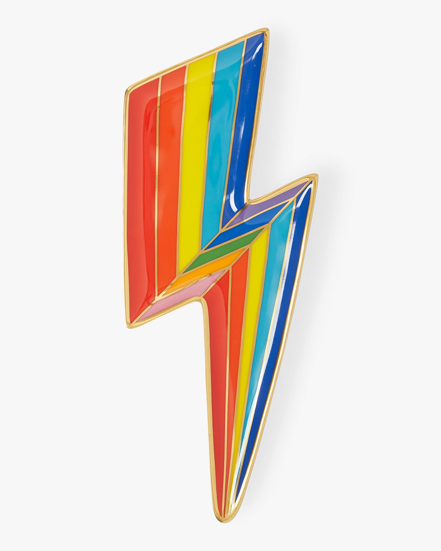 Technicolor Bolt Trinket Tray