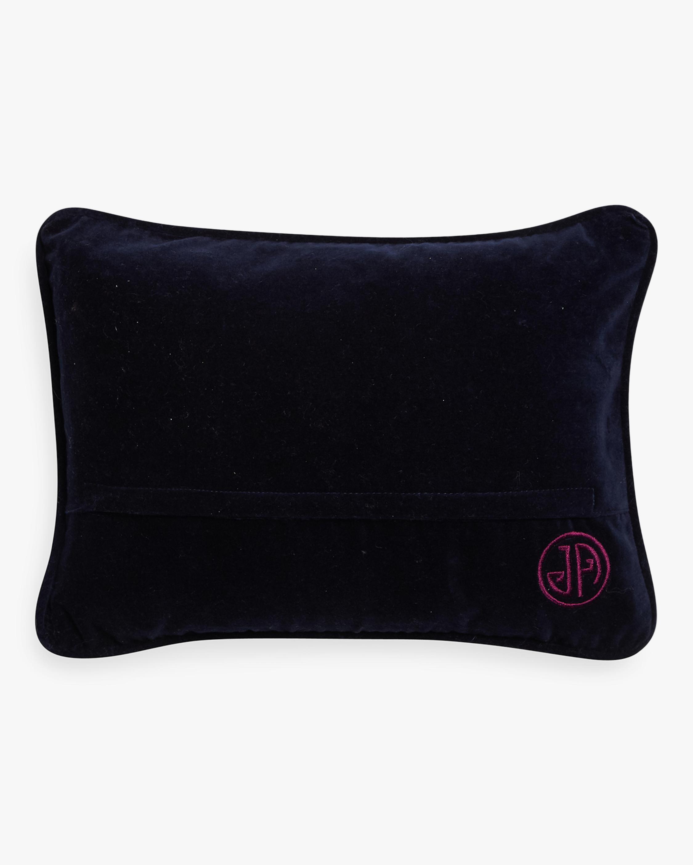 Jonathan Adler Gay BFF Needlepoint Pillow 2