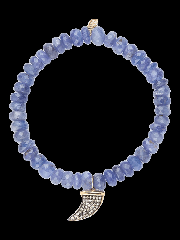 Medium Horn Charm Bracelet