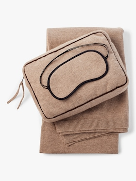 Romagna Suede Travel Set