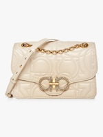 Salvatore Ferragamo Quilting Shoulder Bag 0